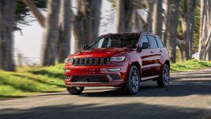 Jeep Grand Cherokee Warranty