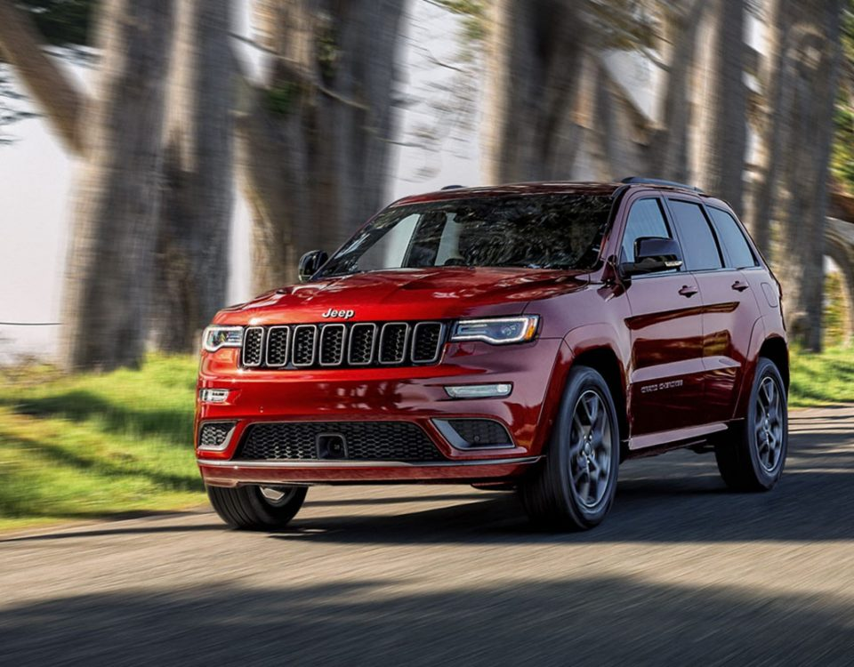 Jeep Grand Cherokee Warranty