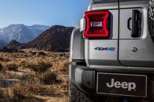 4xe Warranty | Jeep Wrangler Hybrid