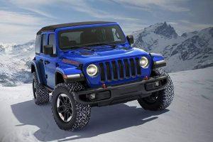 Jeep Lifetime Warranty